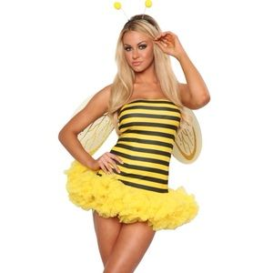 Dresses - Bee Halloween Costume